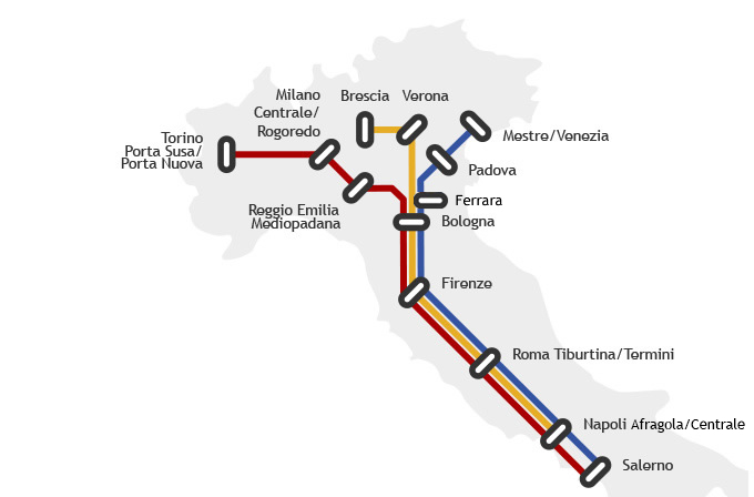 Nuove destinazioni treno e bus - Orari treni milano torino porta susa ...
