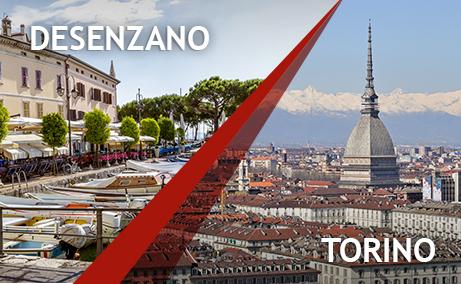 6b332b1165749 Desenzano a Torino e viceversa