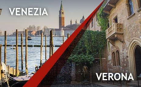 Treni Verona - Venezia, Orari e Offerte Biglietti Treno
