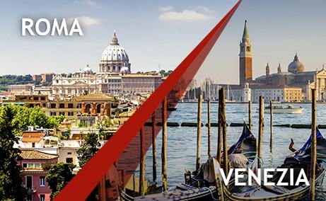 Treni Roma - Venezia, Orari e Offerte Biglietti Treno - Italotreno.it