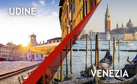 Treni Udine - Venezia, Orari e Offerte Biglietti Treno