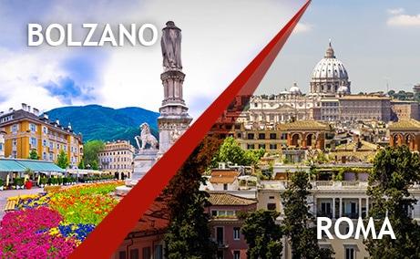 Roma bolzano biglietto treno bus offerte e orari italo for Divani e divani bolzano orari