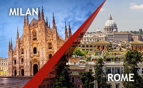 Milan To Rome >> Milan to Rome / Rome to Milan Train Tickets | Italotreno